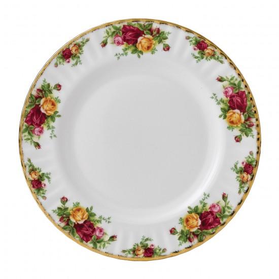 Тарелка 27 см Розы Старой Англии