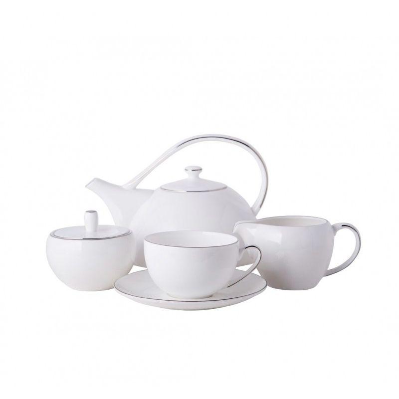 Шер чайный сервиз 15 предметов, 6 персон