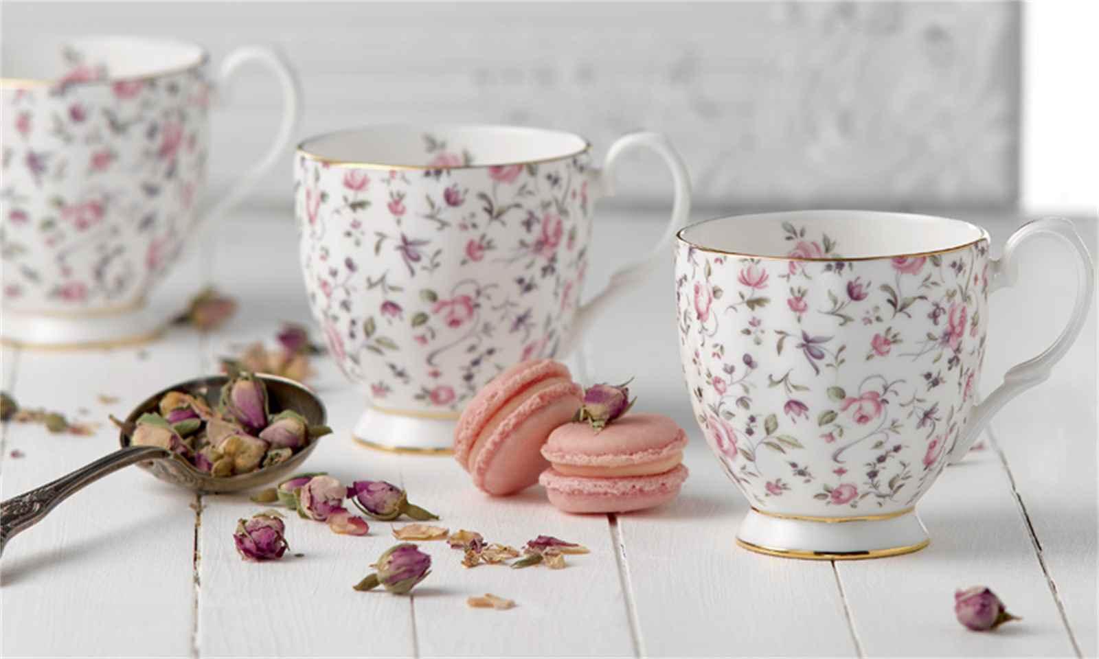 royal albert rose confetti купить посуду в Glavfish