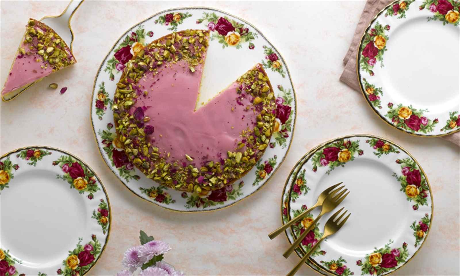 Розы старой Англии – Royal Albert - купить английский фарфор в интернет-магазине Glavfish
