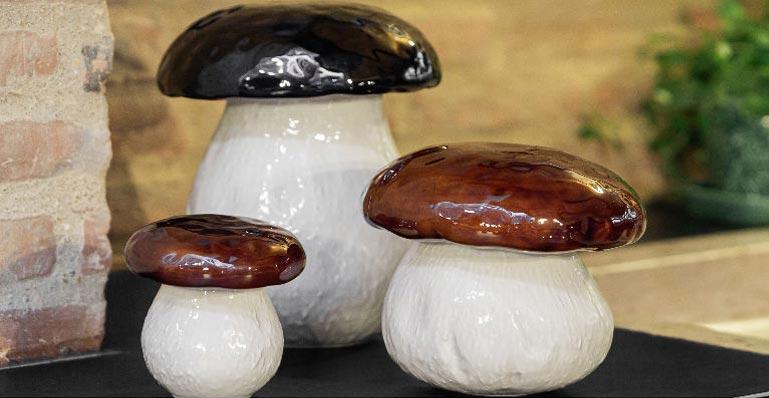 Коллекция Грибы Bordallo Pinheiro купить посуду в интернет-магазине Glavfish