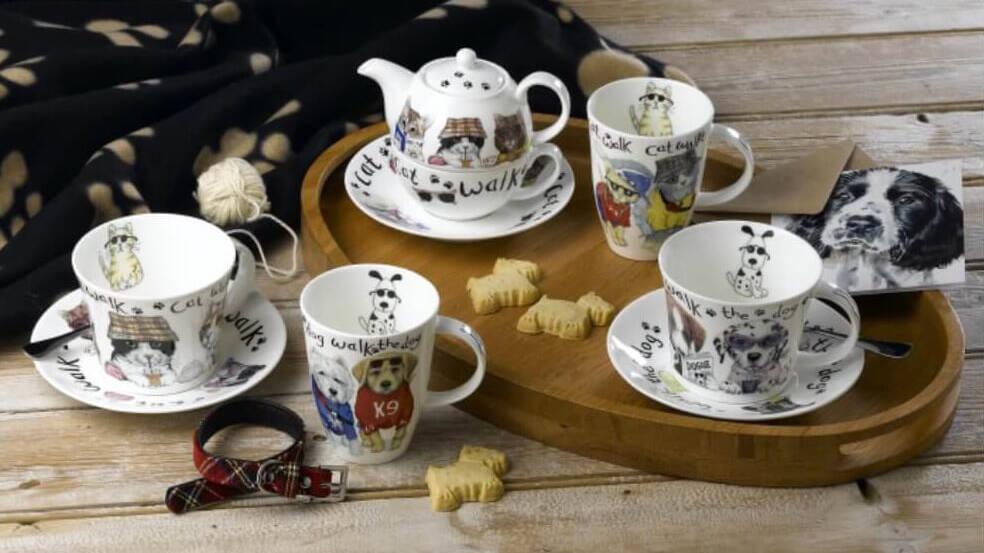 Чайные пары Roy Kirkham - купить с доставкой в Glavfish