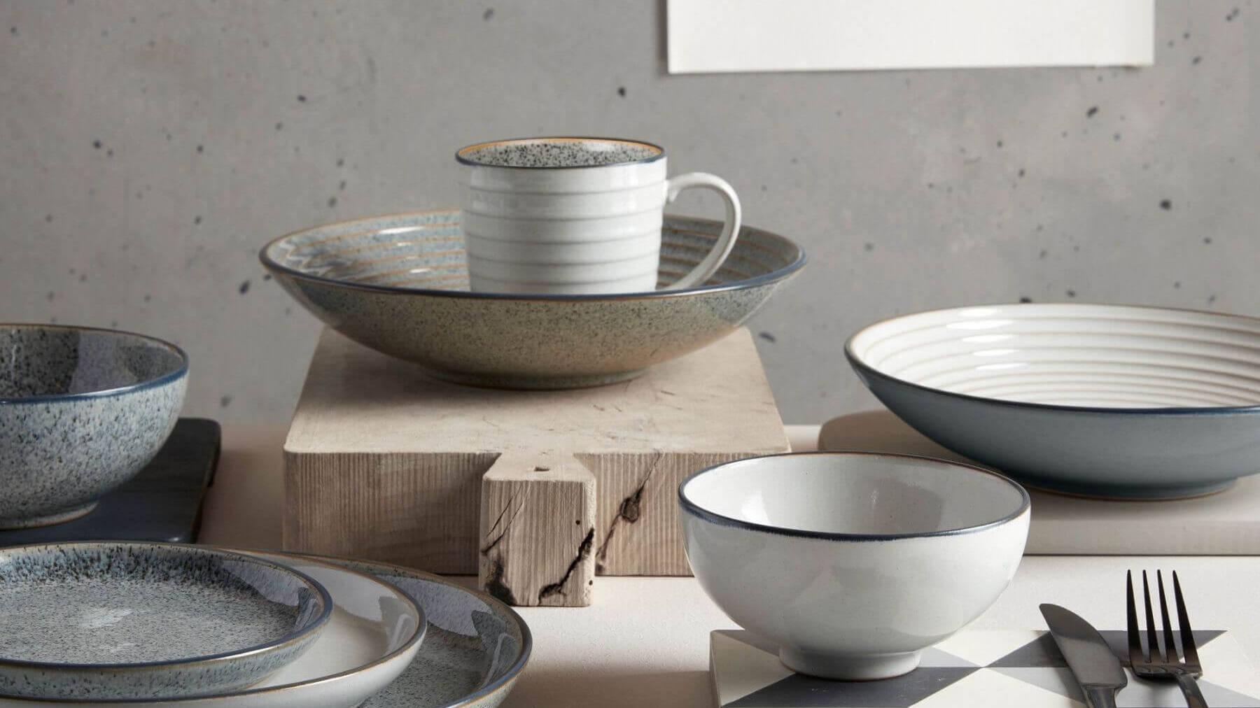 Студио Грей Denby - купить посуду в интернет-магазине Glavfish