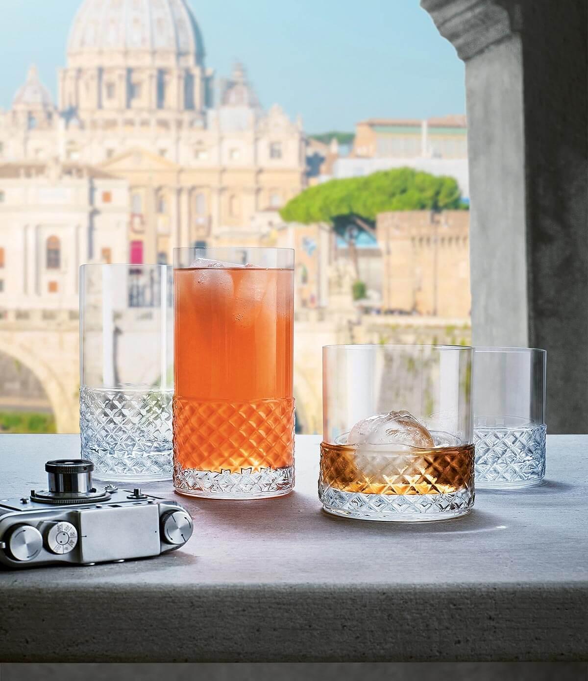 Коллекция Roma Luigi Bormioli